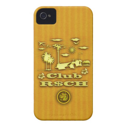 VEREIN R$CH Sport-Auto iPhone 4 Cover