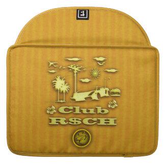 VEREIN R$CH Sport-Auto Sleeves Für MacBook Pro