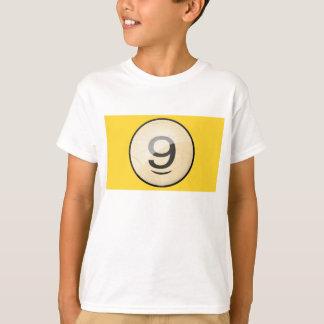 Vereinigen Sie Fronten- u. Rückseitendruck der T-Shirt