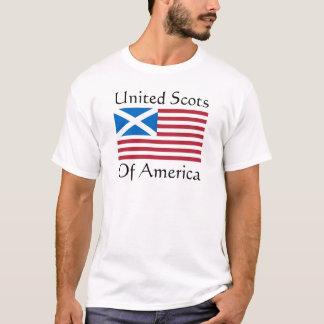 Vereinigte Schotten von Amerika T-Shirt