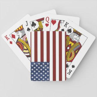 Vereinigte Staaten kennzeichnen Spielkarten