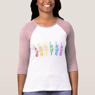 VEREINIGTE Unabhängigkeit T-Shirt