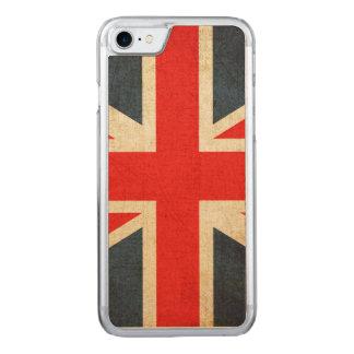 Vereinigtes Königreich Carved iPhone 7 Hülle