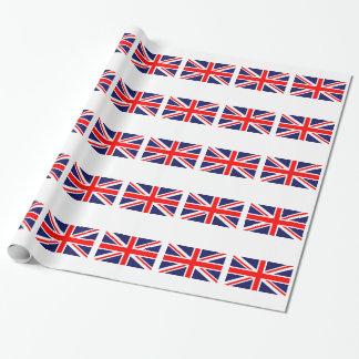 Vereinigtes Königreich der Geschenkpapier