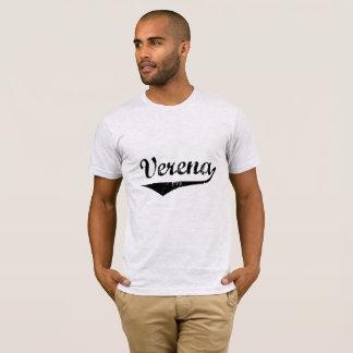 Verena Schriftzug T-Shirt
