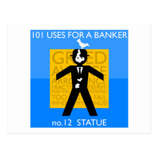 verewigtes… zerstörtes… Occupy Wall Street Postkarten