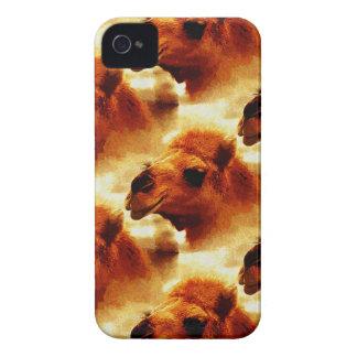 Verführerisches Kamel-Gesicht iPhone 4 Hüllen