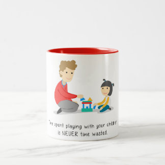 Vergeuden Sie nicht Zeit - Tasse