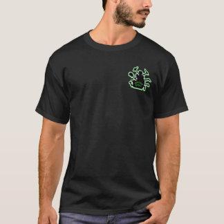 Vergeudeter Bemühungs-Band-T - Shirt