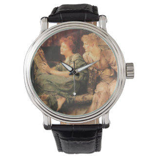 Vergleiche durch Lawrence Alma-Tadema Handuhr