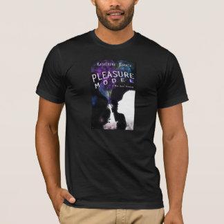 Vergnügens-Modell - ein Nova-Schwarz-Abenteuer T-Shirt