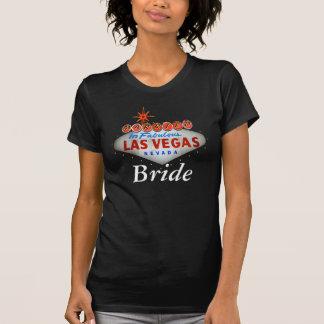 Verheiratet im fabelhaften Las- Vegasbraut-Shirt T-Shirt