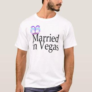 Verheiratet in Vegas T-Shirt