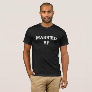 verheiratete af-Flitterwochen T-Shirt
