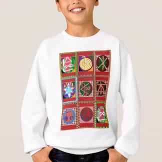 Verkauf ursprüngliche Karuna Reiki heilende Sweatshirt
