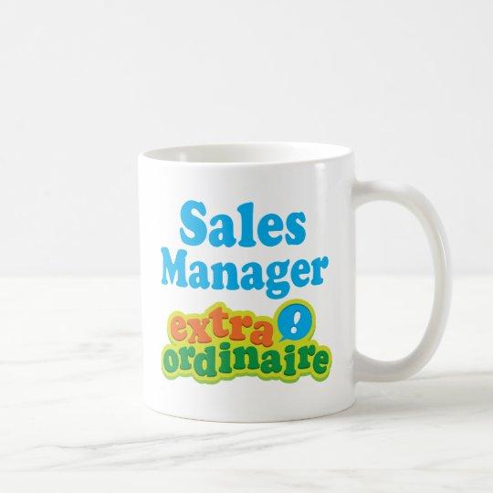 Verkaufsleiter-Extraordinaire Geschenk-Idee Tasse