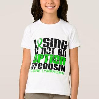 Verlieren nicht des Wahl-Lymphom-Cousins T-Shirt