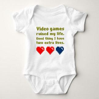 Verlierer Baby Strampler
