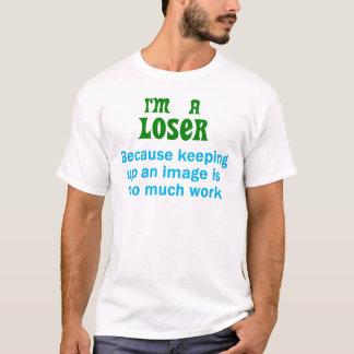 Verlierer T #4 T-Shirt