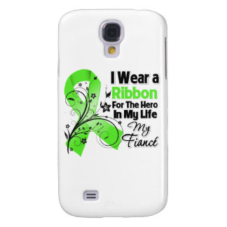 Verlobte-Held in meinem Leben-Lymphom-Band Galaxy S4 Hülle
