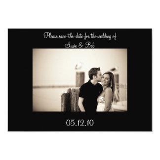 Verlobung, Save the Date 12,7 X 17,8 Cm Einladungskarte