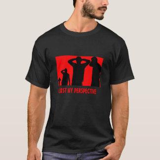 VERLOR MEINE PERSPEKTIVEN-SCHRITTE T-Shirt