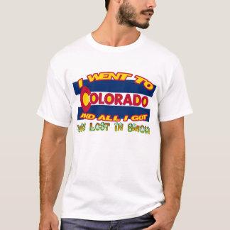 Verloren im Rauche T-Shirt