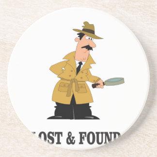 verlorener und gefundener Typ Untersatz