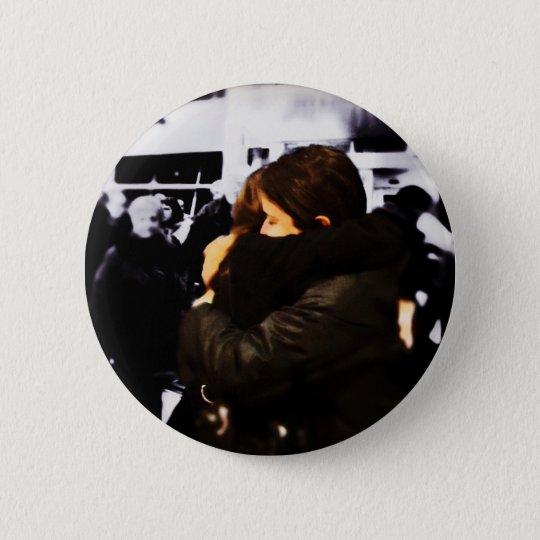 Vermisst Sie bereits… Runder Button 5,1 Cm