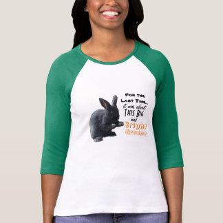 Vermisster Karotten-T - Shirt (Liam)
