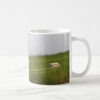 Vermisstes Boot Kaffeetasse