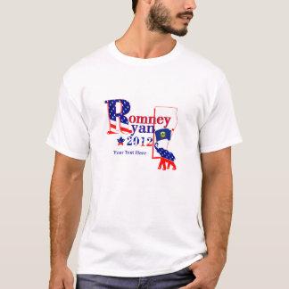 Vermont Romney und Ryant-shirt 2012 T-Shirt