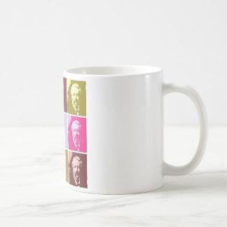 Verne PopArt Kaffeetasse