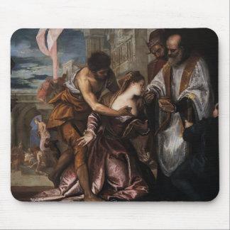 Veronese-Martyre de Paolo, dernière communion de S Tapis De Souris