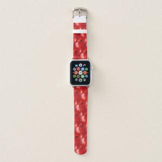 Verpacken-Handschuh-abstraktes Apple Watch Armband