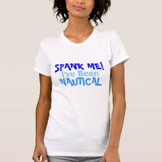 Verprügeln Sie mich T-Shirt