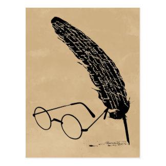 Verres et cannette de Harry Potter   Carte Postale