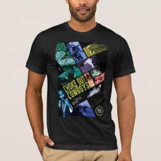 VERRÜCKTE 88 ERDROSSELN HERAUS COWBOYS T-Shirt