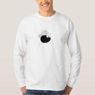 Verrückte Fliege T-Shirt