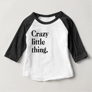 Verrückte Kleinigkeit Baby T-shirt