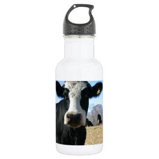 Verrückte Kuh Trinkflasche