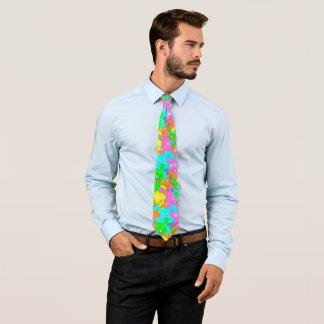 VERRÜCKTE OSTERHASEN durch Slipperywindow Individuelle Krawatten