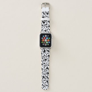 Verrückte Schädel Apple Watch Armband