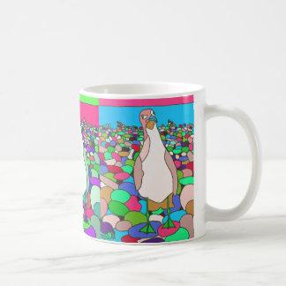 Verrückte Tasse der Möven-3