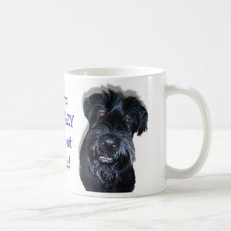 Verrückter Hund Teetassen