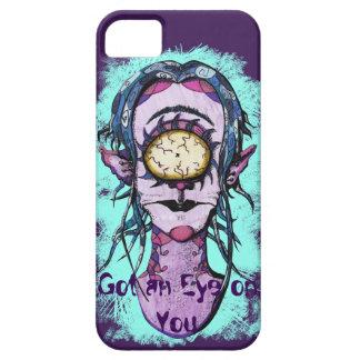 Verrückter Pastellzyklop-Telefon-Kasten iPhone 5 Cover