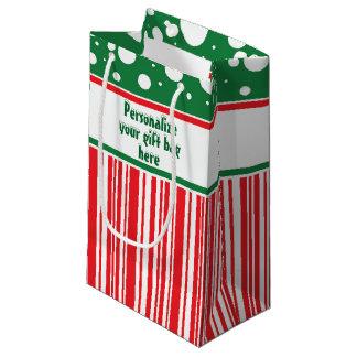 Verrücktes Weihnachten Kleine Geschenktüte