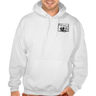 Vers le haut - avant - de Music-Services-Log-300 Sweatshirts Avec Capuche