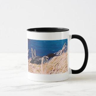 Verschachtelungloon-Tasse Tasse