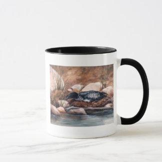 Verschachtelungs-Zeitloon-Tasse Tasse